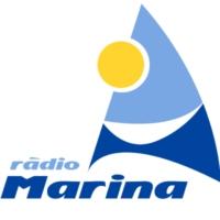 Logo of radio station Ràdio Marina