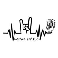 Logo de la radio Melting Pop Rock