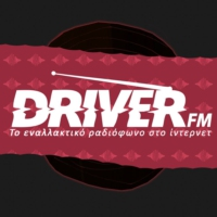 Logo of radio station Driver FM