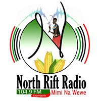 Logo de la radio North Rift Radio
