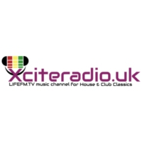 Logo of radio station Xciteradio
