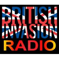 Logo of radio station British Invasion Radio