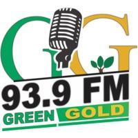 Logo of radio station GREEN GOLD 93.9FM