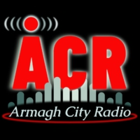 Logo of radio station Armagh City Radio
