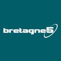Logo of radio station Bretagne 5