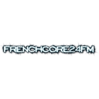 Logo of radio station FRENCHCORE24FM