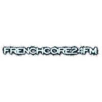 Logo of radio station FRENCHCORE24FM