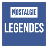 Logo of radio station Nostalgie Légendes