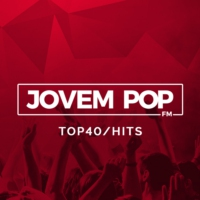 Logo of radio station JOVEM POP - TOP40