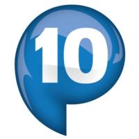 Logo of radio station P10 Country