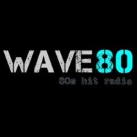 Logo de la radio wave 80