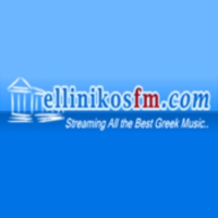 Logo of radio station Ellinikos Fm