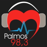 Logo of radio station Palmós Kefalloniás 98.3 - Παλμός Κεφαλλονιάς 98.3