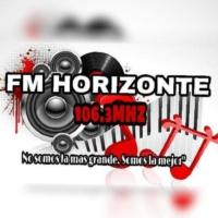 Logo of radio station FM HORIZONTE 106.3 CHAÑARMUYO