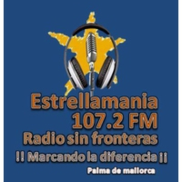 Logo of radio station Estrellamania FM