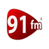 Logo de la radio 91 FM