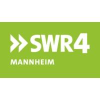 Logo of radio station SWR4 Mannheim