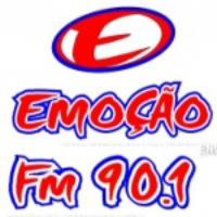 Logo of radio station Emoção  90.1 FM