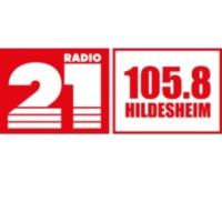 Logo of radio station RADIO 21 - Hildesheim