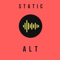 Logo of radio station Static: Alt