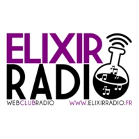 Logo of radio station Elixir Radio