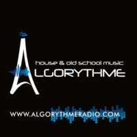 Logo of radio station AlgoRythme
