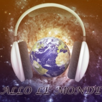 Logo of radio station allo le monde