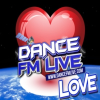 Logo de la radio Dancefmlive Love
