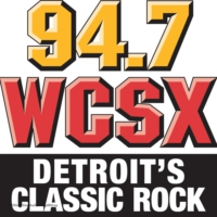 Logo of radio station 94.7 WCSX