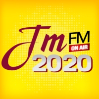 Logo of radio station JMFM2020