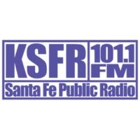 Logo de la radio KSFR Santa Fe Public Radio