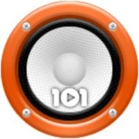 Logo de la radio 101.ru - Rock Remakes