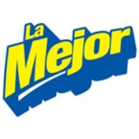 Logo of radio station La Mejor FM Guadalajara