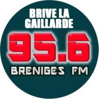 Logo of radio station Bréniges FM