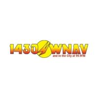 Logo de la radio WNAV 1430 AM