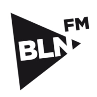 Logo of radio station BLN FM