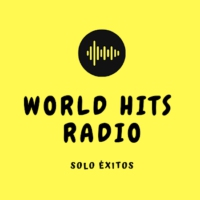 Logo of radio station World Hits Radio