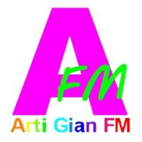 Logo of radio station Arti Gian FM 2