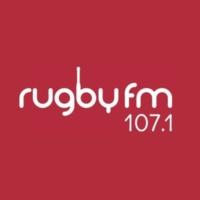 Logo of radio station 107.1 Rugby FM