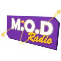 Logo of radio station M.O.D RADIO