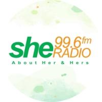 Logo de la radio She Radio FM