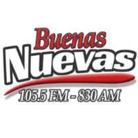 Logo de la radio WUMY Buenas Nuevas Memphis 105.5 FM