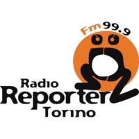 Logo of radio station Radio Reporter Torino