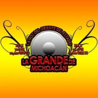 Logo de la radio La Grande de Michoacán 95.1FM