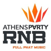 Logo of radio station Athens Party R'n'B