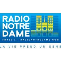 Logo of radio station Radio Notre Dame