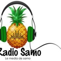 Logo of radio station RADIOSAMO