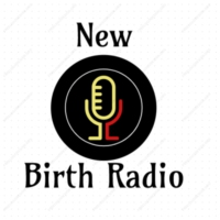 Logo of radio station New Birth Radio Network