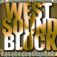 Logo of radio station West'Sound'Block