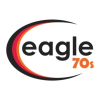 Logo de la radio Eagle 70s